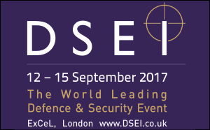 ITS present at DSEI 2017