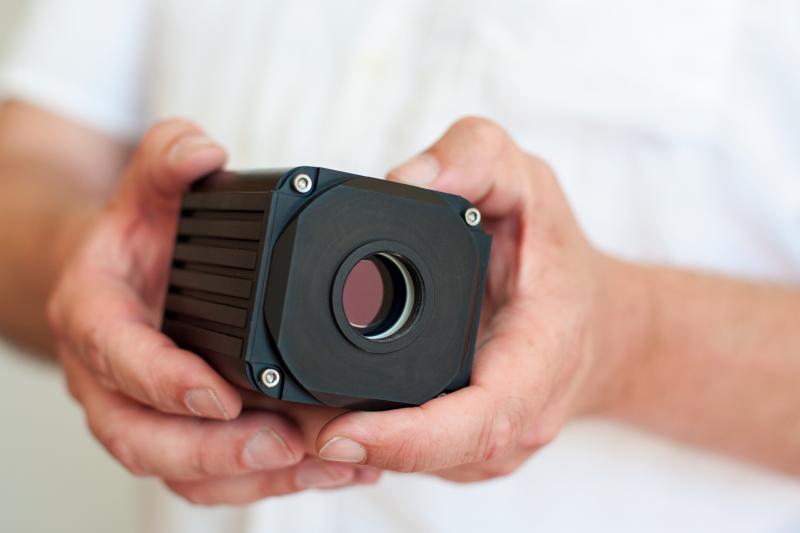 ITS introduceert de Pulsatrix Camera.