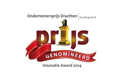 ITS nominated for entrepreneurs price Smallingerland