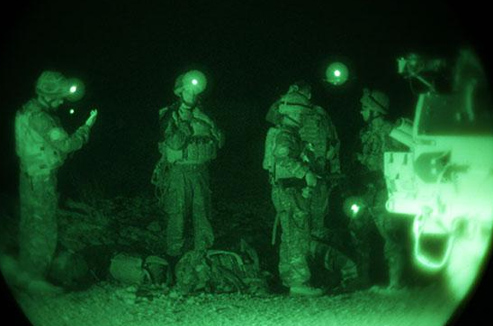 ITS night vision camera